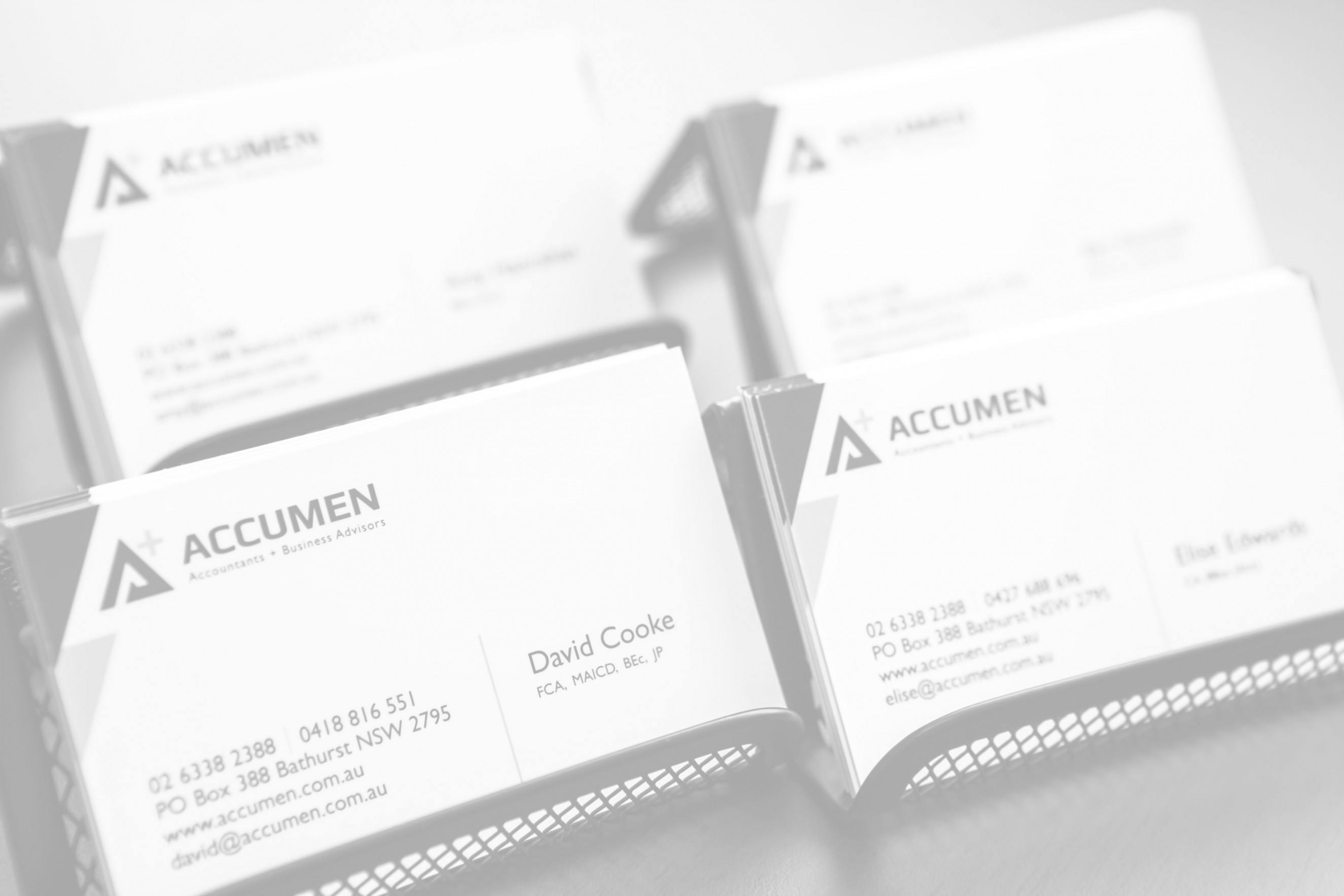 Accumen Accountants and Business Advisors Our Team